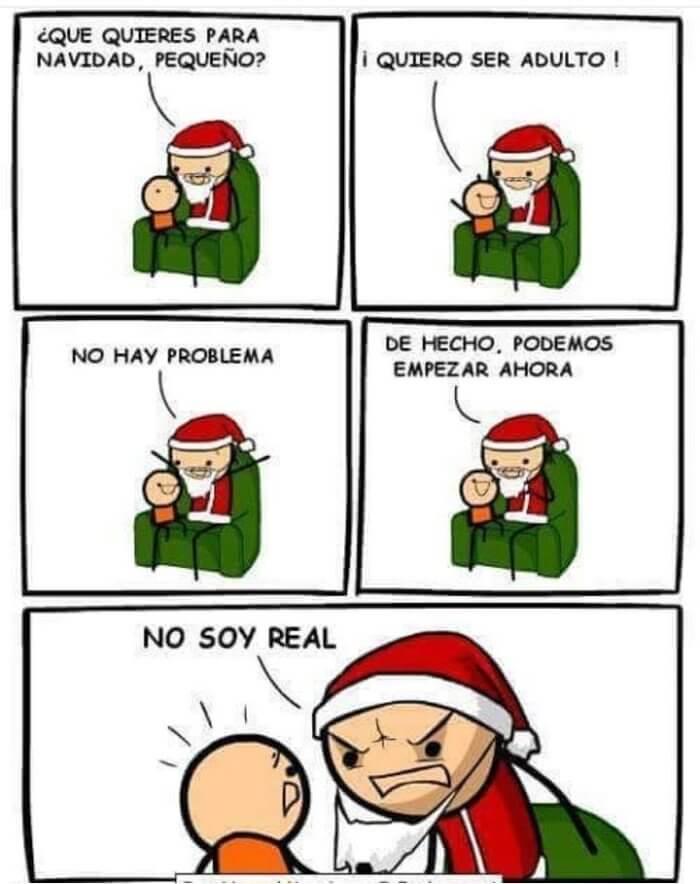 El peor regalo para Navidad