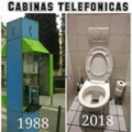 Cabinas telefonicas