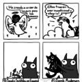 Como se crearon el gato y el perro