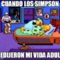 Los Simpson predijeron mi vida adulta