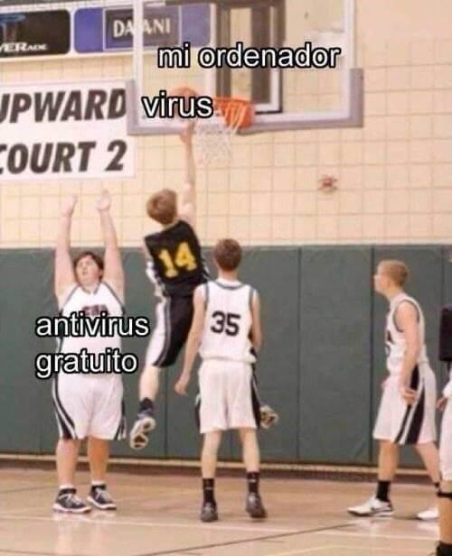 Mi ordenador vs antivirus