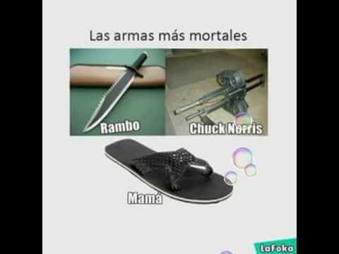 Las armas mas mortales