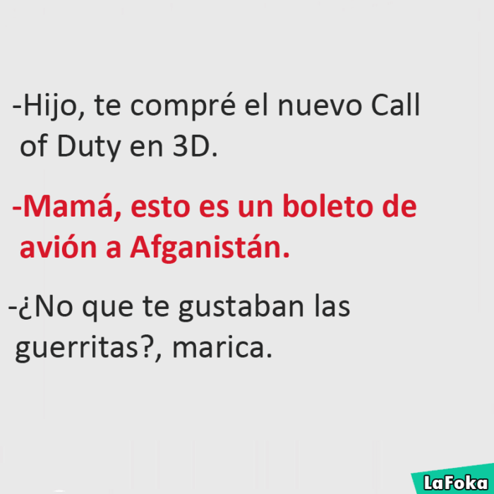 Call of Duty en 3D