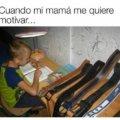 Cuando tu madre te quiere motivar