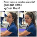 Estudiar anatomia
