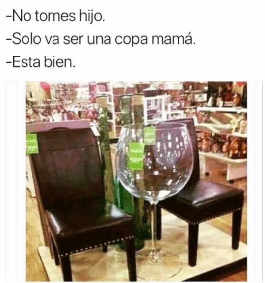 Solo sera una copa