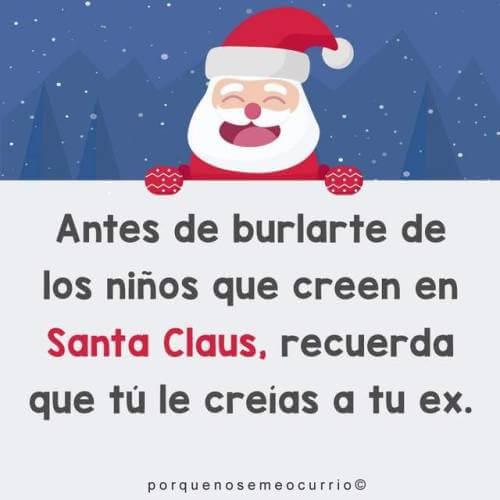 Antes de burlarte de los niños que creen en Santa