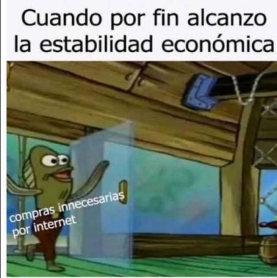 Cuando logro la estabilidad economica