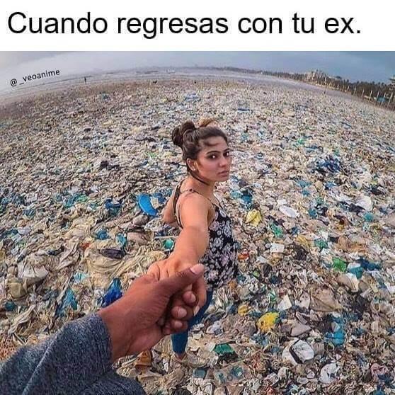 Cuando regresas con tu Ex