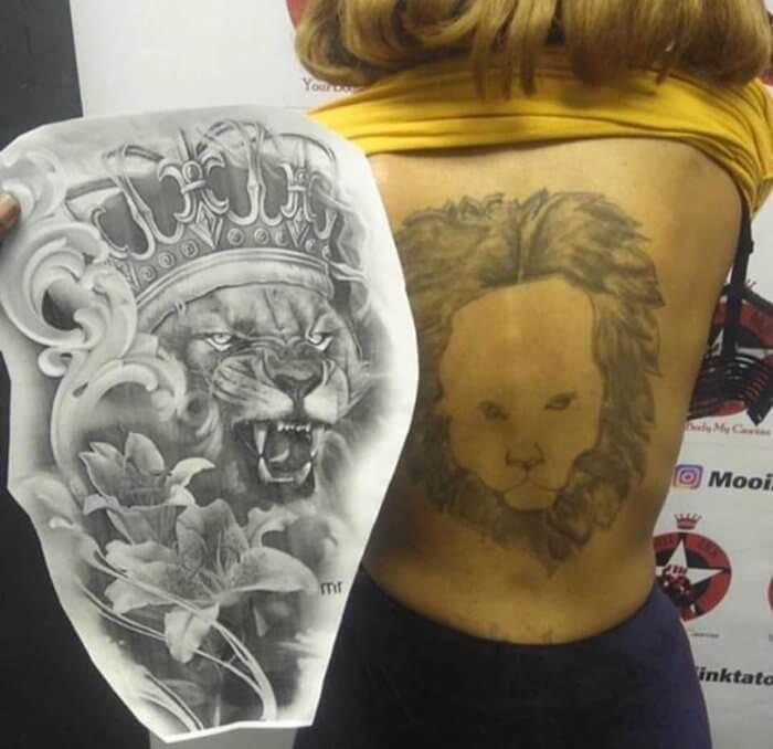 Otro pesimo tatuaje