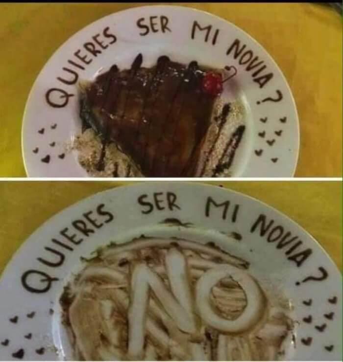 Quieres ser mi novia