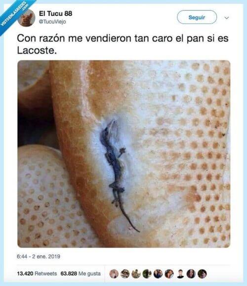 El pan cada vez mas costoso