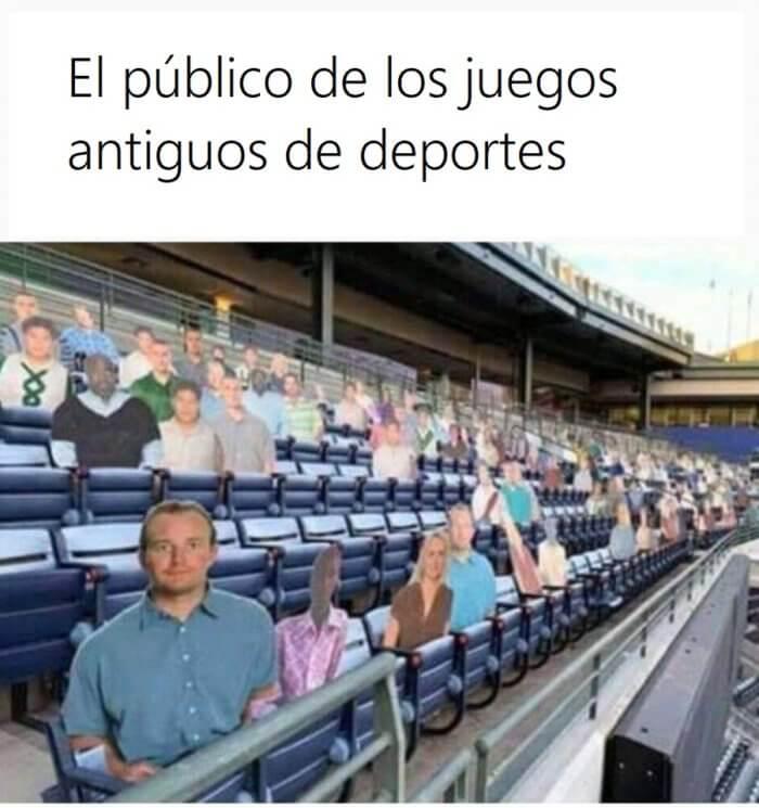 El publico de los videojuegos deportivos