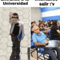 Entrando a la Universidad