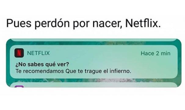 Perdon por nacer Netflix