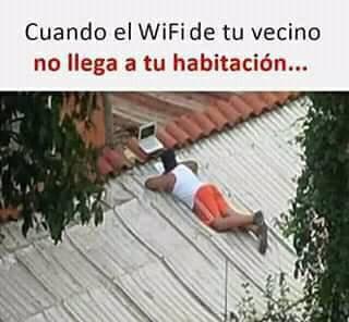 Cuando el wifi del vecino no llega hasta tu cuarto