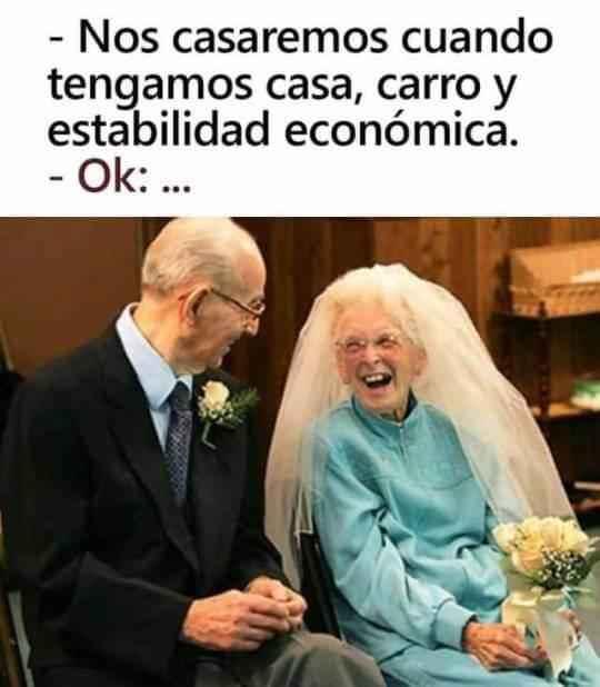Cuando nos casaremos