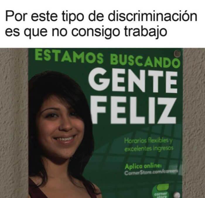 La discriminacion laboral