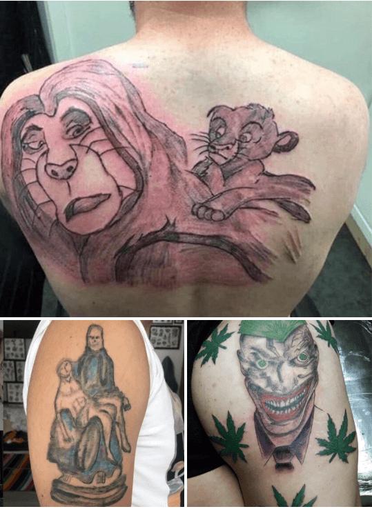 Malos tatuajes