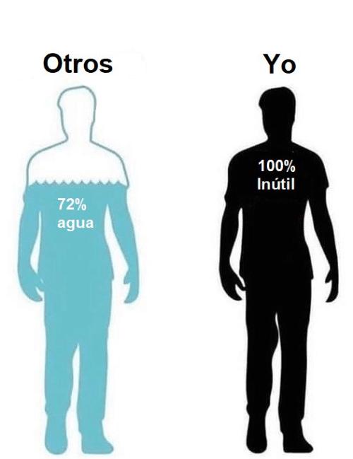 Otros vs yo