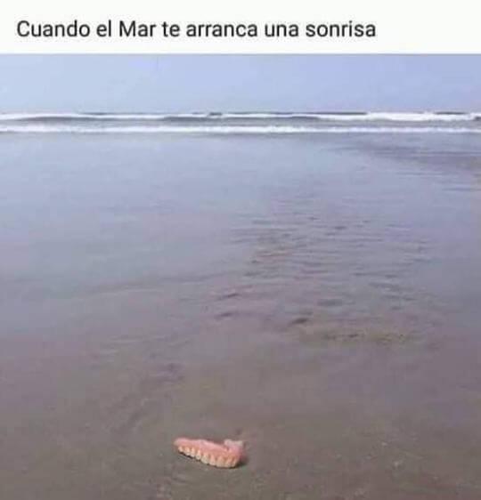 Cuando el mar