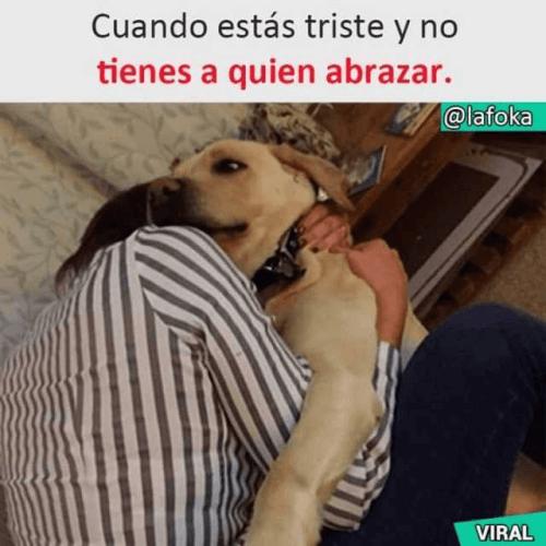 Cuando estas triste