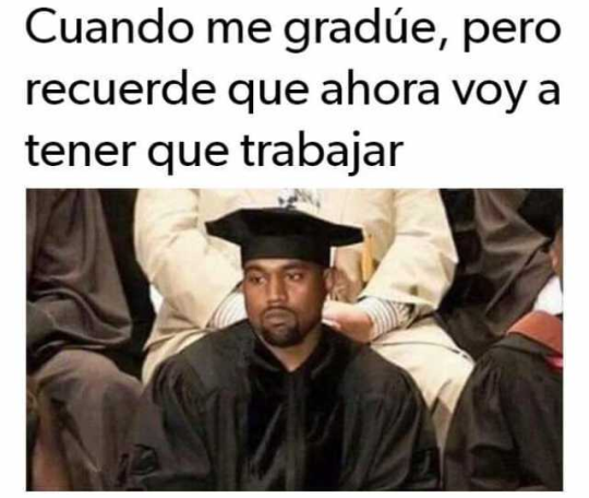 Cuando me gradue