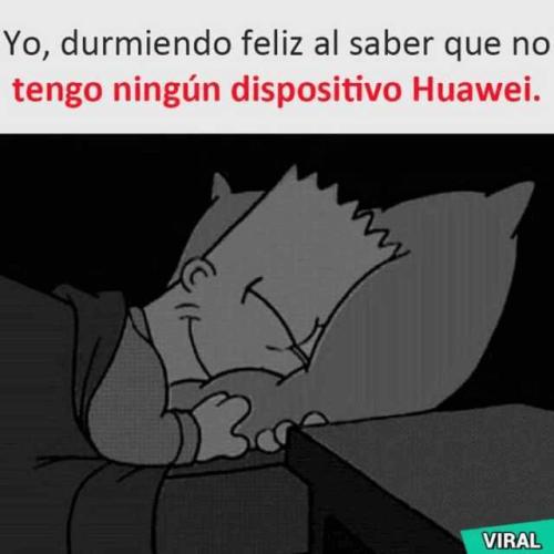 Durmiendo feliz
