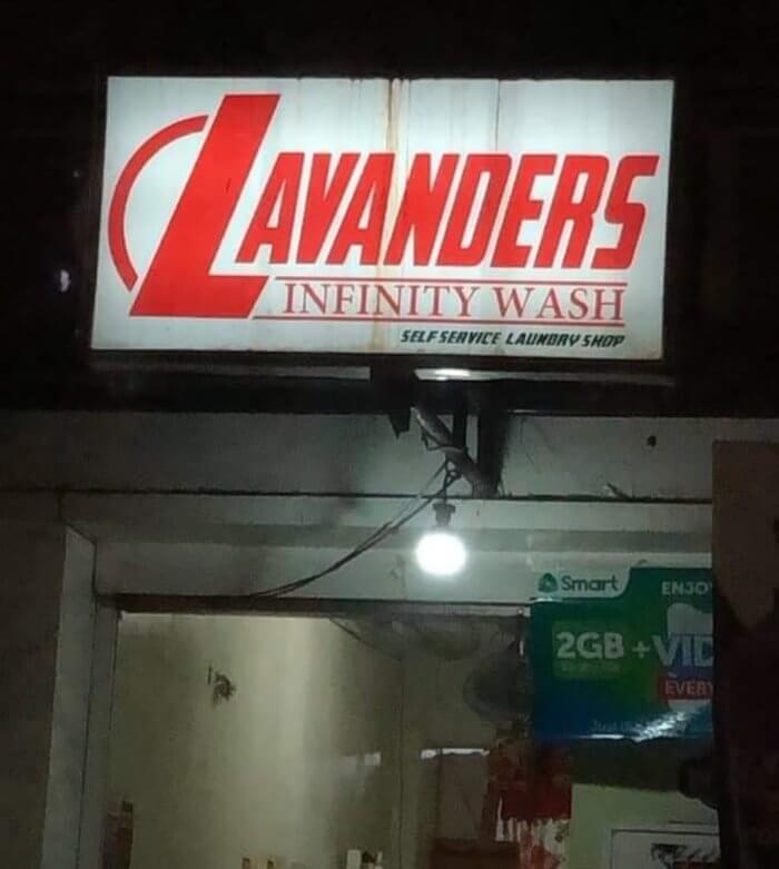 El mejor lavadero