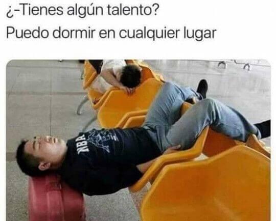 Algun talento