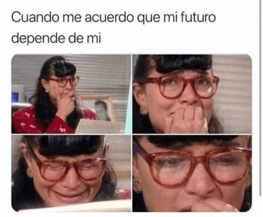Mi futuro depende de mi