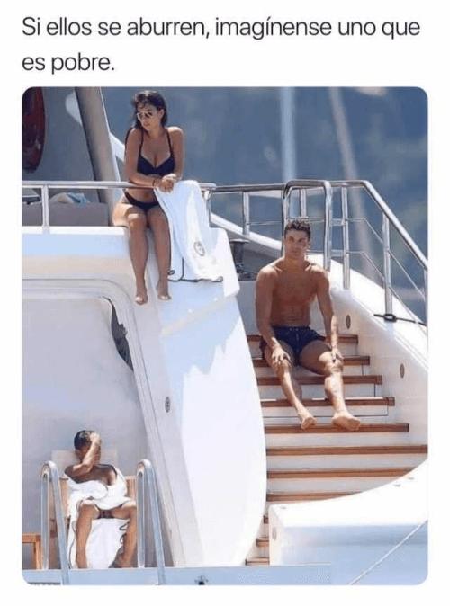 Si ellos se aburren
