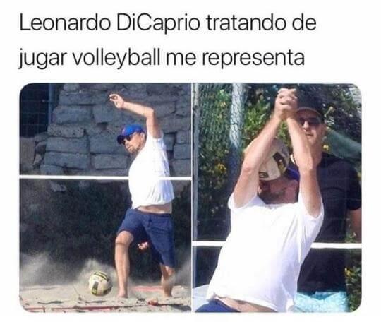 Soy como Dicaprio