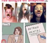 Cosas que nos ha comprobado snapchat