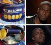 Nunca son galletas