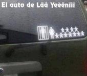 El carro de tu vecina
