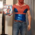 Un mes esperando mi traje de Spiderman