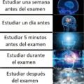 Cuando es mejor estudiar