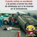 Cuando sufres un accidente