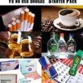 Yo no uso drogas