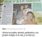 Embarazo a la hija y la suegra