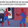 Cuando un político acusa de corrupto a otro