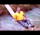 Las caídas al agua más graciosas