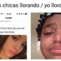 Otras chicas llorando