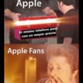 Los productos de Apple