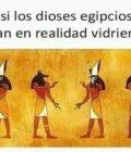 Y si los dioses egipcios